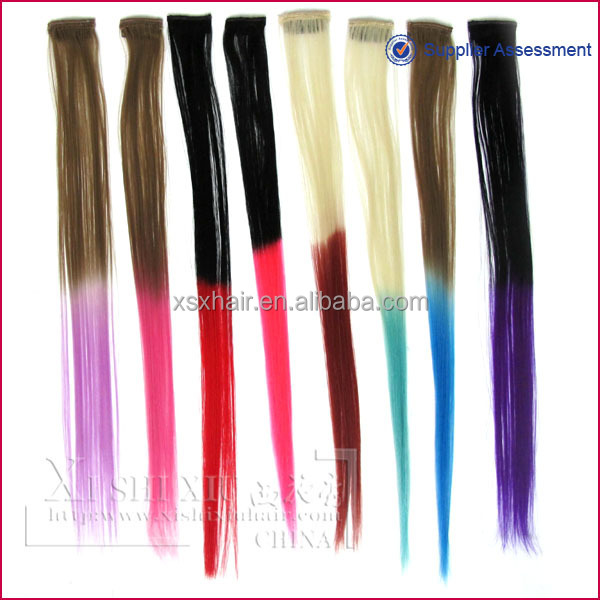 Good feedback wholesale factory price afro kinky curly clip in hair extensions on Alibaba