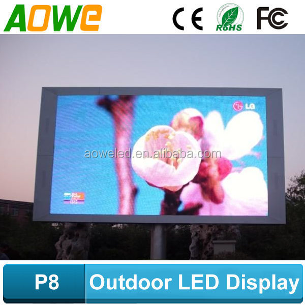 High quality with low price led video display panel outdoor P5 P6 P8 P10 P16 P20