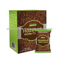Hazelnut White Coffee - Private Label and Contract Manufacturing