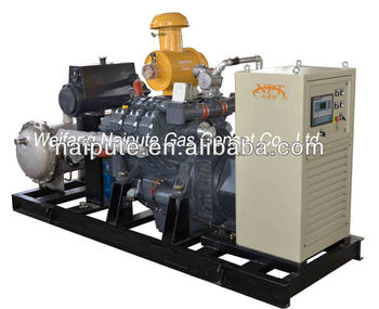 Brilliant Wood Gas Generator 30kW View Wood Gas Generator For Sale NPT Product