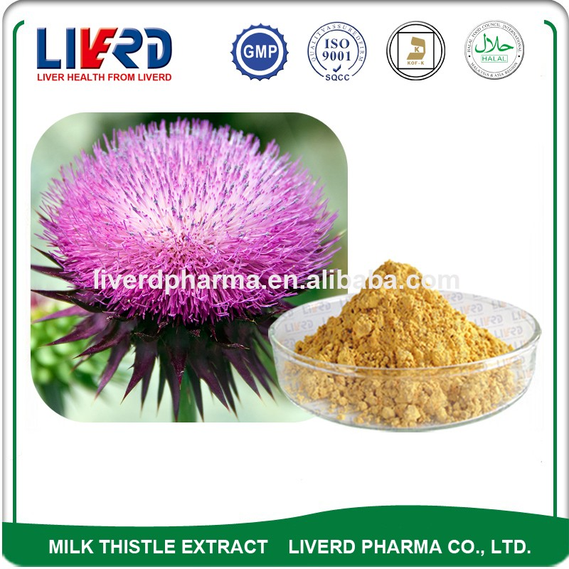 Factory Price Offer Medicinal Plant Milk Thistle