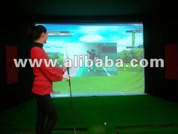 Bravo Online Video Golf Simulator