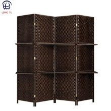 2014 accordion paper string portable decorative screens room dividers