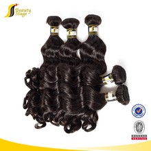 8-30Inch High Quality Wet And Wavy Indian Remy Weave Indian Hair Cuts