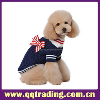 2015 pet dog crochet hoody plus size wool ugly model pet clothes