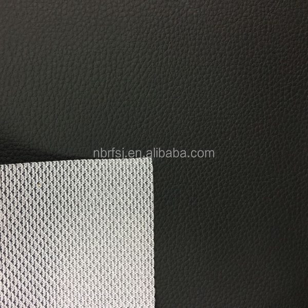 Factory cheap price pvc leather raw material for car seat, chair