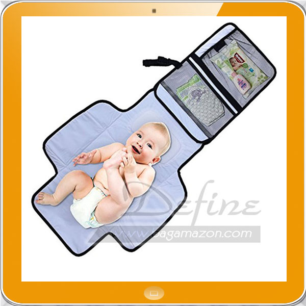 Portable Changing Station Changing Mat Diaper Baby Travel Kits