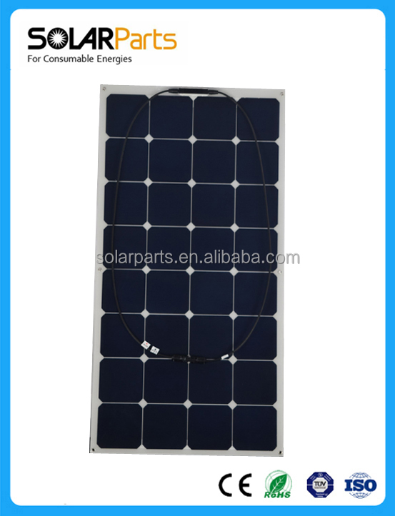 Best Price per watt monocrystalline silicon solar panel 100W 18V