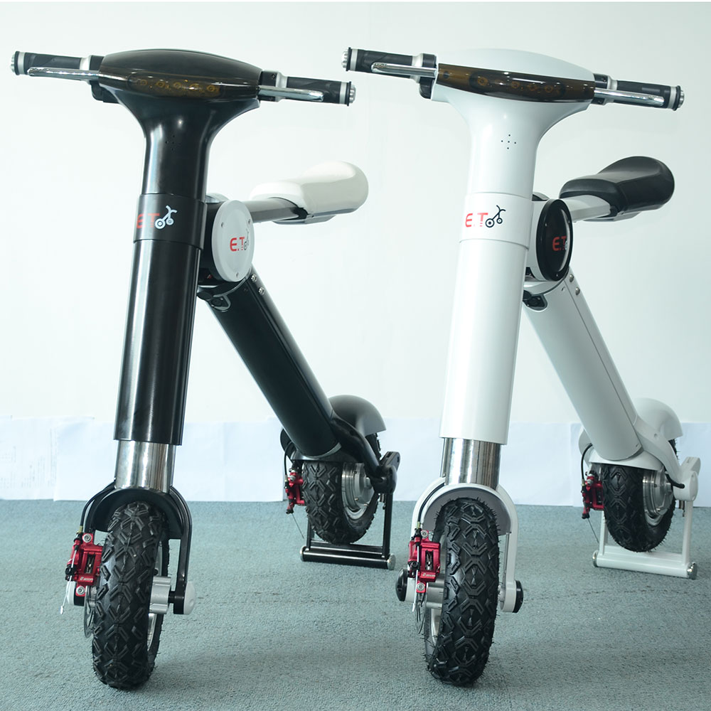 2016 Hot Sale factory leisure outdoor sports electric bike from ET manufacture super pocket bike