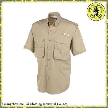 Custom 100 nylon men polyester fishing shirt buy mens for Polyester fishing shirts