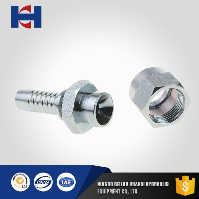 Good service factory supply Metric hose end connection