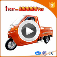 Hot selling india bajaj auto cargo rickshaw for sale with CE certificate