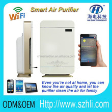 Smart home purifier /wifi control air cleaner/ this product controlled by your smart phone