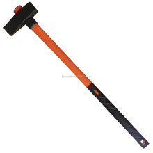 carbon steel axe head with plastic coated fiberglass handle can be custom
