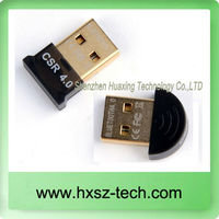 New plug 4.0 bluetooth CSR 4.0 dongle USB bluetooth dongle