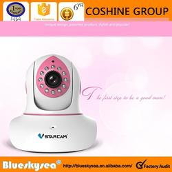 HD Camera Baby Monitor Wireless Wifi Network Webcam Plug and Play Night Vision