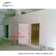 insulation PU panels cold room for dairy productions