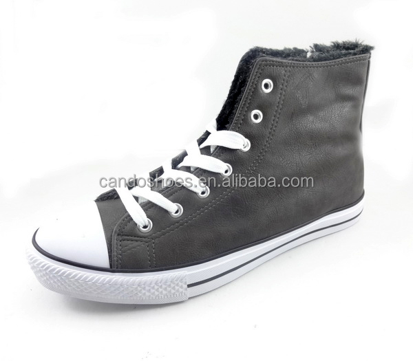 2018 cheapest shoes ,wholesale casual shoes high cut sneakers from China factory