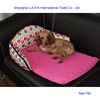 Processing customized direct sale pink dotted washable and collapsible composite dog house