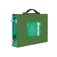 New generation ups ultra light dry deep cycle lithium Li-ion used car truck battery for Green village 12v 100ah 200ah