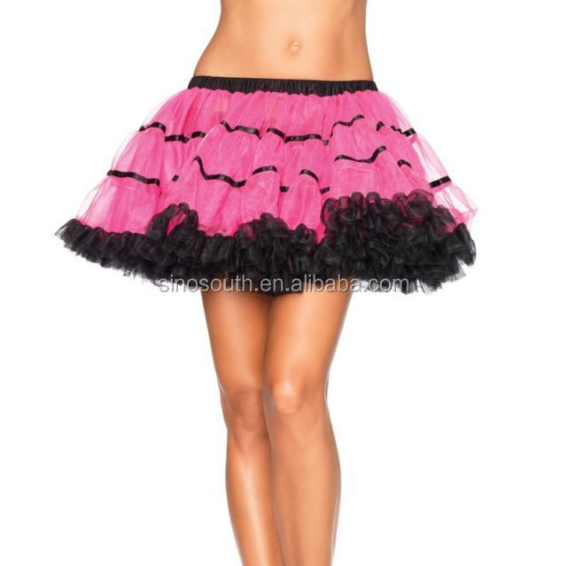 Wholesale china Plus size adult pettiskirt for women
