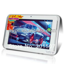 2014 Newest tablet !!-cheap kindle fire 3g 7inch MTK6572 Dual Core, android 4.2,3G phone call tablet pc