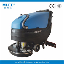 MLEE660BT electric battery AUTO Dual two double brush rotating floor cleaning floor cleaner