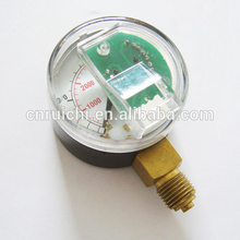 Stainless Steel Cng Pressure Gauge New Natural Gas Vehicles CNG LPG Pressure Gauge CNG Safety Kit