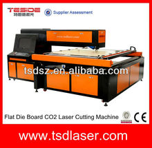6-22mm laser die board cutting machine for mould packaging industry