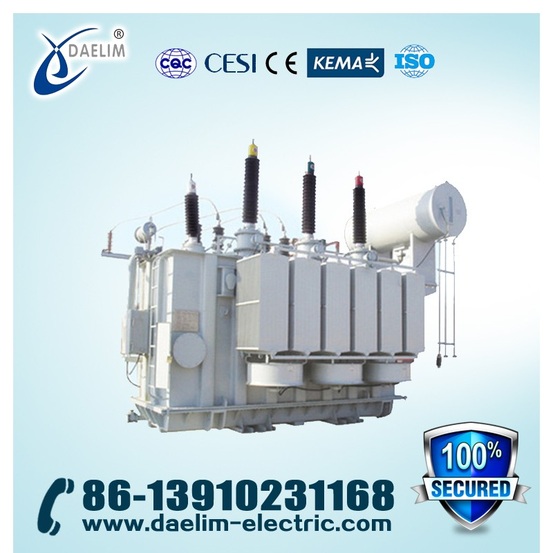 69 kv 25 mva step up NLTC power transformer