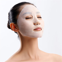 Biogradable Pure Natural Charcoal Face Mask
