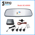 Auto VFD Monitor Metal Bumper Parking Sensor Type