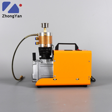 Custom Explosion Proof Air Gun Hunting 300bar High Pressure Air Compressor