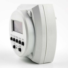 digital timer LCD rotary timer switch