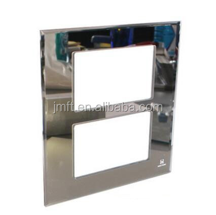 Lighting wall switch glass panels, mirror coating sell to Indian market