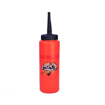 China's 1 Liter BPA FREE Plastic Ice Hockey Custom logo Water Bottles