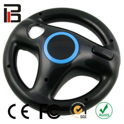 Hot wheel car games steering wheel for wii racing game steering wheel joystick Paypal accept