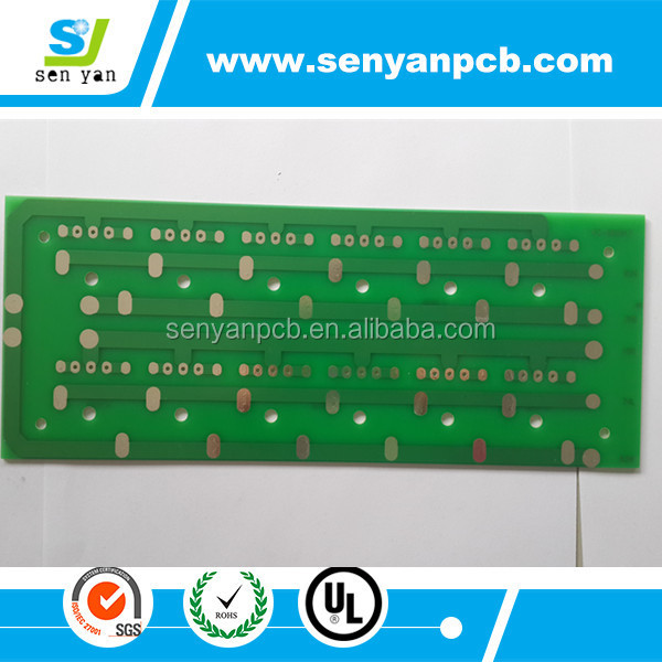 copy small rigid single pcb,94v0 circuit board product,nice price quickly turn