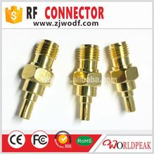 RF coaxial usb female to male crc9 male hdmi to female vga rf cable adapter