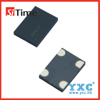 75mhz SITime 7050 25ppm 3.3v smd crystal oscillators for LTE optical transmitter and receiver 3000pcs