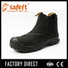 Diabetic work stylish allen copper mining safety shoes/men