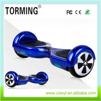 6.5inch Self Balance Electric Smart Skateboard For Sale With Led Lights Factory Price