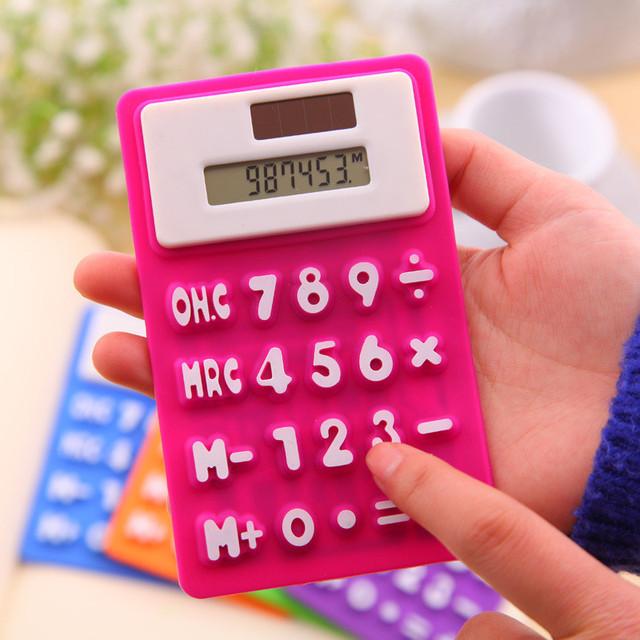 wj022 hot sell 2015 solar calculator cute calculator wholesale