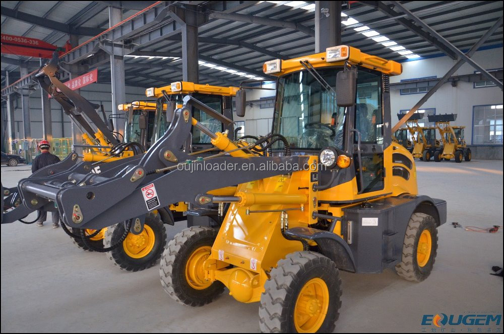 qingzhou new tractor rc wheel loader with cheap price for sale