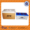 CE approved 200AH dry cell lead acid battery for auto and truck 24v12v 200ah battery