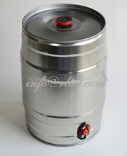 Stainless steel Mini beer Kegs