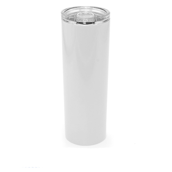 Promo double walled 20oz stainless steel skinny tumbler for wholesale
