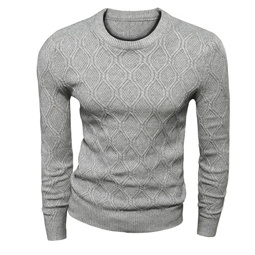 2015 Winter Sweater Men O-neck Casual Knit Jumpers Sweaters Mens Long Sleeve Pullovers knitwear male Sweater Logo Men Stylish