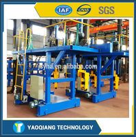 Three Phase Submerged Arc Cantilever type Welding Machine