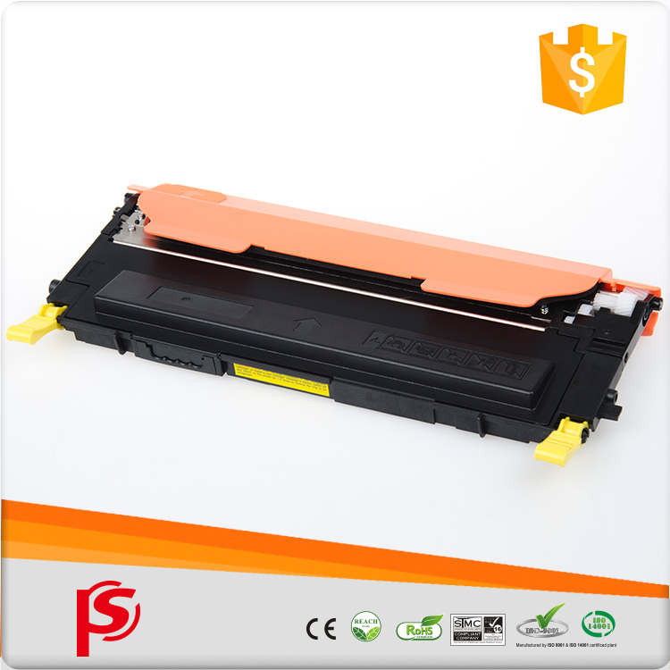 Compatible toner cartridge for printer CLP-320YL 325 YL CLT-Y407S Y4072S for SAMSUNG CLP-320 / 321 / 325 / 326 CLX-3180 / 3185